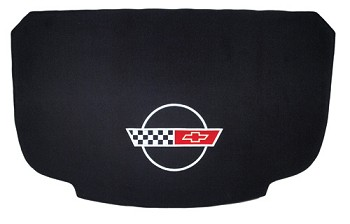 1984-1996 C4 Corvette Embroidered Headliners