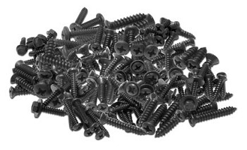 1984-1993 C4 Corvette Interior Screw Kit.
