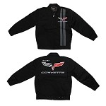 C6 Corvette Nylon Jacket
