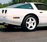 C4 Corvette 1984-1996 Rear Quarter Panels