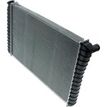 1990-96 C4 Corvette Radiator, Including ZR1