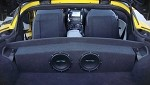 C6 Corvette 2005-2013 Partition Subwoofer Enclosure