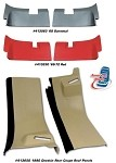 1968-1982 Corvette C3 Coupe Rear Roof Panels