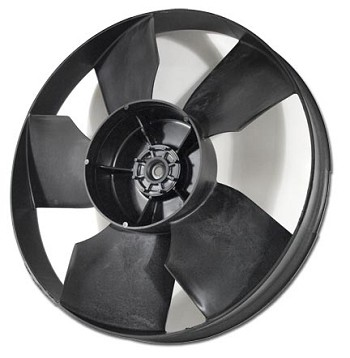 1984 - 96 C4 Corvette Fans & Fan Motors Kit