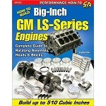 C5 C6 C7 Corvette 1997-2014+ How To Build Big-Inch Gm LS-Series Book