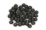 C4 Corvette 1984-1990 Moulding / Molding Nut Set - 53pcs