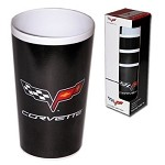 Chevrolet Corvette 4 Piece 16 oz. Tumbler Set