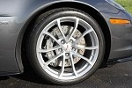 GM OEM C6 Corvette Centennial Edition Machine Face Cup Wheels