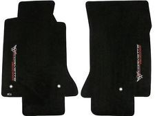 "C5 Lloyds Corvette Classic Loop Floor Mats - sideways ""Corvette Racing"" Script"