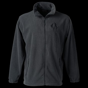 Mens C7 Corvette NANTUCKET FULL-ZIP MICROFLEECE