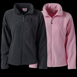 LADIES Corvette C7 SONOMA FULL-ZIP MICROFLEECE JACKET