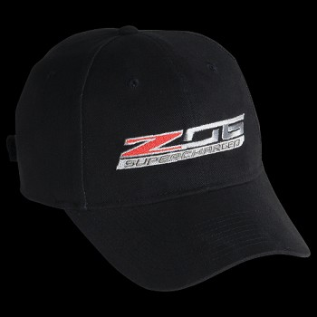 Corvette C6 Z06 SUPERCHARGED CAP