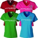 STINGRAY TRIPLE MARK Ladies V Neck