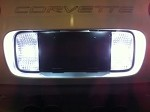 Corvette C5 97-04 LED Reverse Light Pair