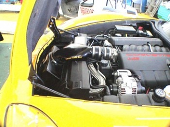Corvette C6 05-13 Vortex Ram Induction System LS2 LS3 LS7