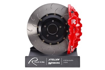 C6 Corvette 05-13 AP Radi-CAL Brake Kit