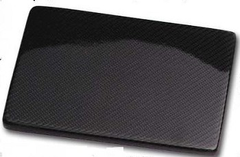 C6 05-2013 Corvette Black Synthetic Carbon Fiber Battery Cover
