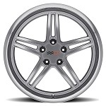 C7 Corvette Stingray 2014+ Cray Scorpion Wheel Set - Size/Finish Selection