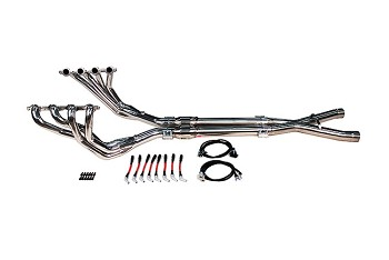 2008-2013 C6 LS3 Corvette Melrose Header System Smooth Flow