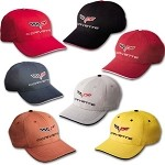 C6 Corvette 2005-2013 Cotton Twill Cap