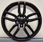 C6 C7 2005-2014+ Corvette Stingray Z51 Style Wheels 19x8.5 / 20x10