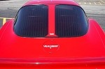C3 Corvette 1978-1982 Color Matched Split Window Panel