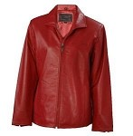 Ladies Corvette Lambskin Leather Jackets