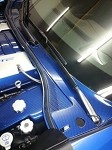 C7 Corvette Stingray/Z06 2014+ Hydro Carbon Fiber Wiper Cowl