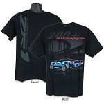 C6 Corvette ZR1 Life In The Fast Lane T-Shirt