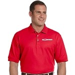 1997-2004 Men's C5 Corvette Z06 Polo Shirts-6 Color Selections-Size: S-XXXL