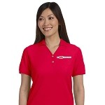 Ladies 1997-2004 C5 Z06 Corvette Polo-6 Color Selections-Sizes: S-XXL