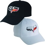 2005 C6 Corvette 60th Anniversary Cap - Black or White