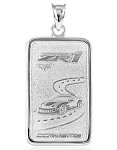 C6 Corvette 2005-2013 Models Ingot Pendants
