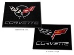 C5 C6 and Grand Sport Corvette Welcome Mat