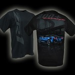 ZR1 Corvette C6 LIFE IN THE FAST LANE CORVETTE T-SHIRT
