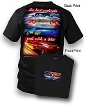 2005-2013 C6 Corvette Best Weekends Shirt