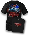 Corvette C6 Street Fighter T Shirt