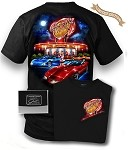1968-2004 C3 C4 C5 Corvette Limited Edition Drive In Shirt