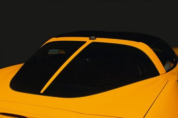 Corvette C5 C6 97-13 Split Window Roof Retro Kit