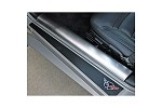 Corvette C5 97-04 Stainless Inner Door Sill Covers