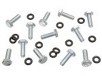 C3 Corvette 1968-1973 Rear Bracket Bolt Kit - A Headmark