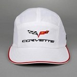 C6 Corvette Runners Cap