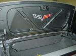 C6 Corvette 2005-2013 Convertible Hatch/Trunk Flag Decal
