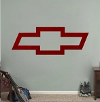 Chevy Bowtie Wall Decal
