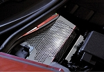 C6 Corvette 2005-2013 Battery Cover Perforated