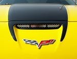 C6 Corvette 05-13 Perforated Z06/Grand Sport Hood Vent Grille