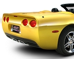 1997-2004 C5 Corvette Rear Spoiler Subtle Styling By SLP