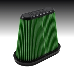 C7 Corvette Stingray/Z06/Grand Sport 2014+ High Performance Green Air Filter