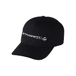 C7 Corvette Stingray 2014-2019 Structured Cotton Twill Logo Cap