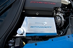 C7 Corvette Stingray 2014-2019 Fuse Box Cover - Stingray Emblem